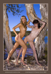 amber layla paperbark nudes