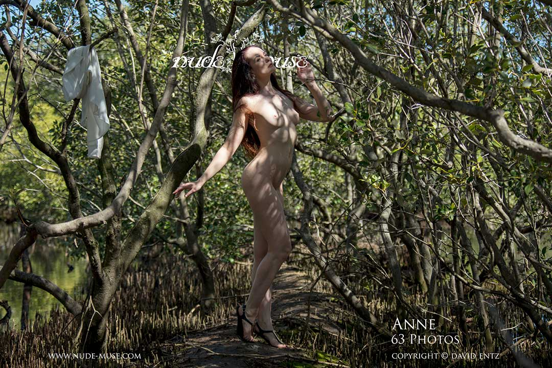 in Anne forest nude