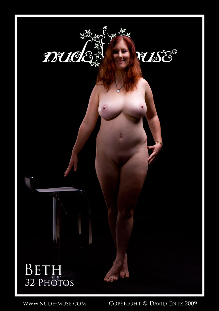 Full figure nude photography