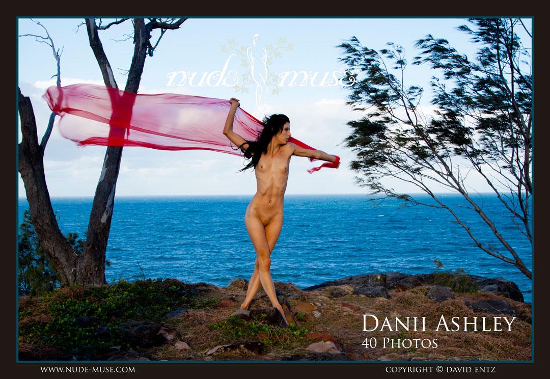 Nude Muse Danii Ashley