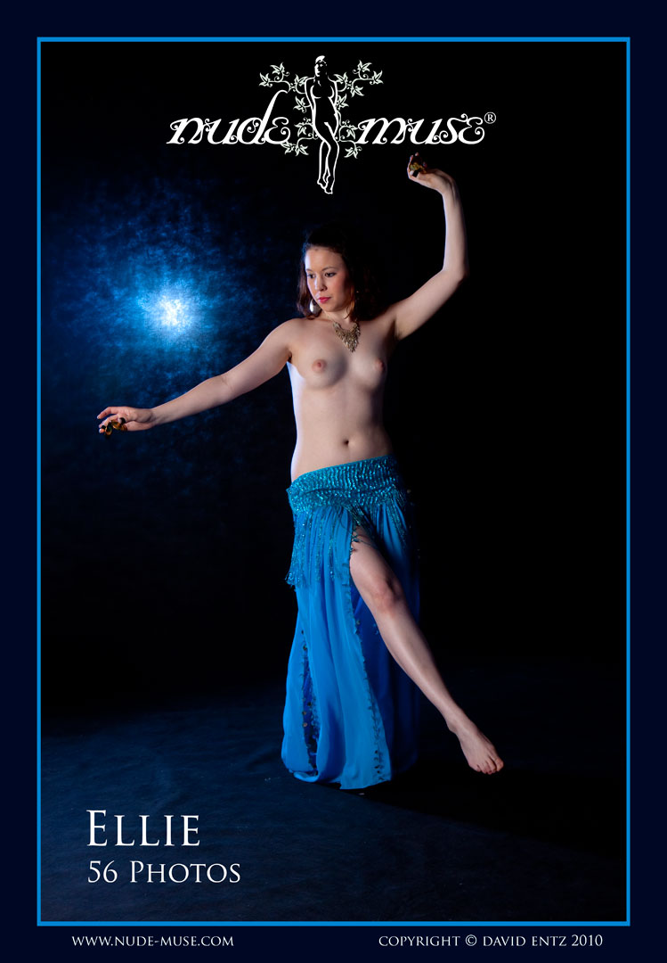 naked belly dancer