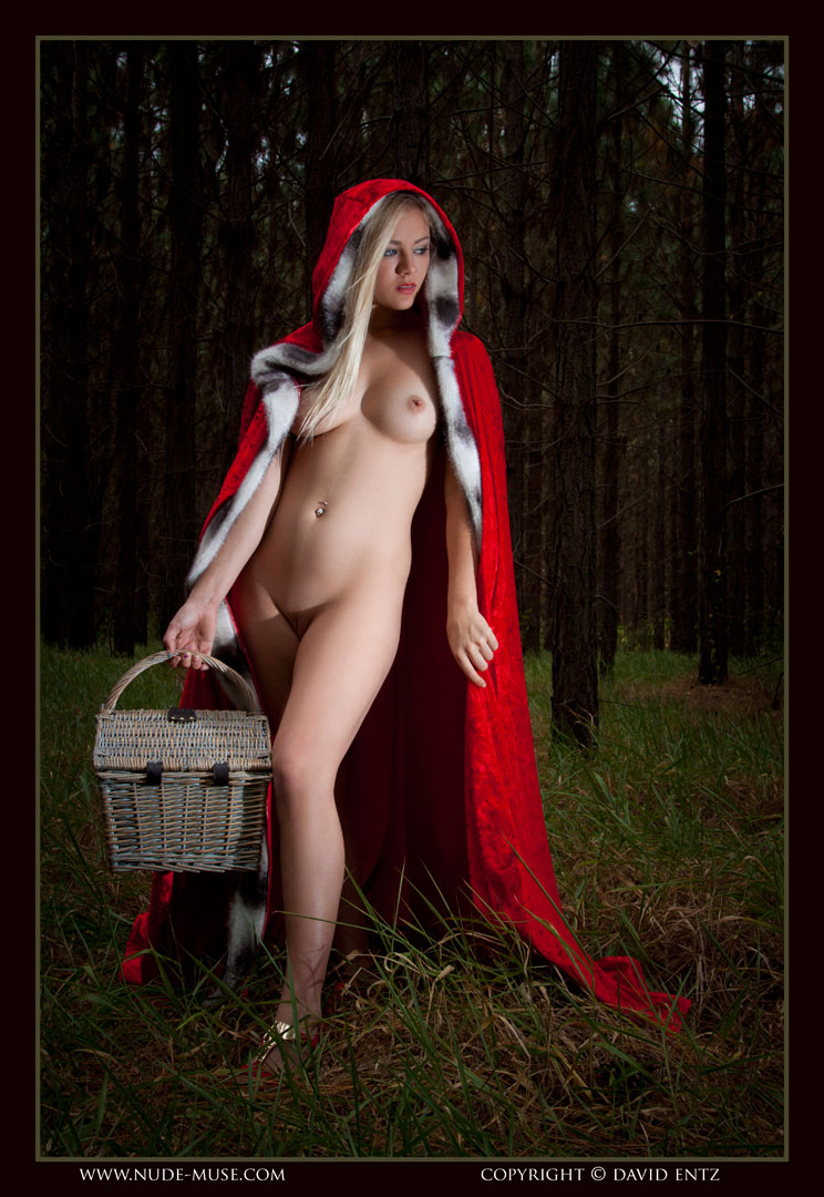harper red riding hood