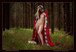 harper red riding hood video