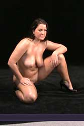 katriona oiled nude video