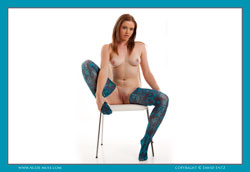 lech snake skin stockings video
