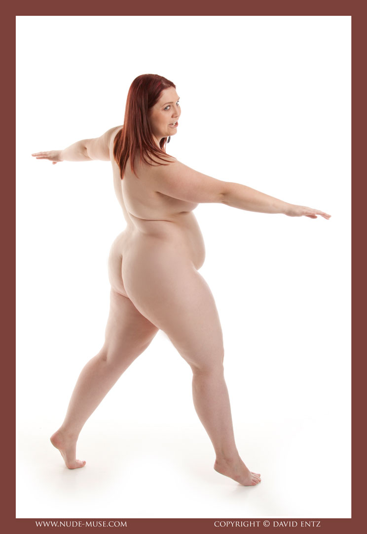 chubby Nude muse