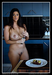 nude muse cooking