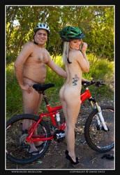 danna world naked bike ride 2013