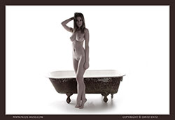 sindy iron bath video