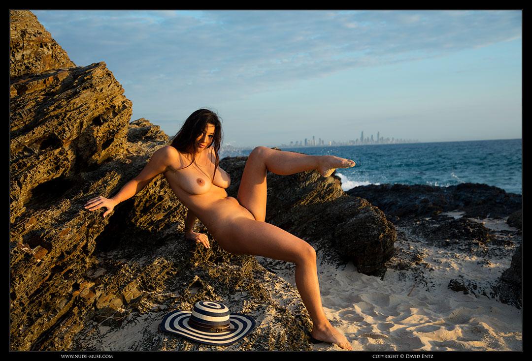 Sunshine coast nude muse think, that