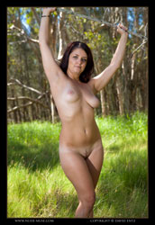 laila forest nude