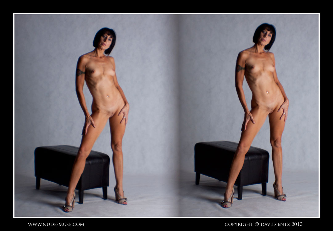 3d nude photography