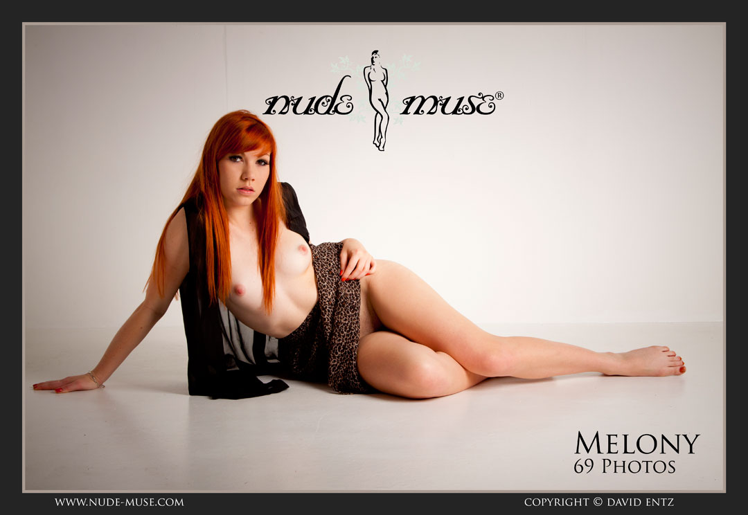melony the dress - nude muse magazine
