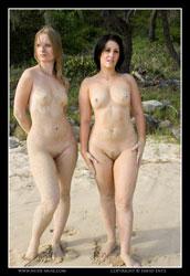 Nude women from he ha