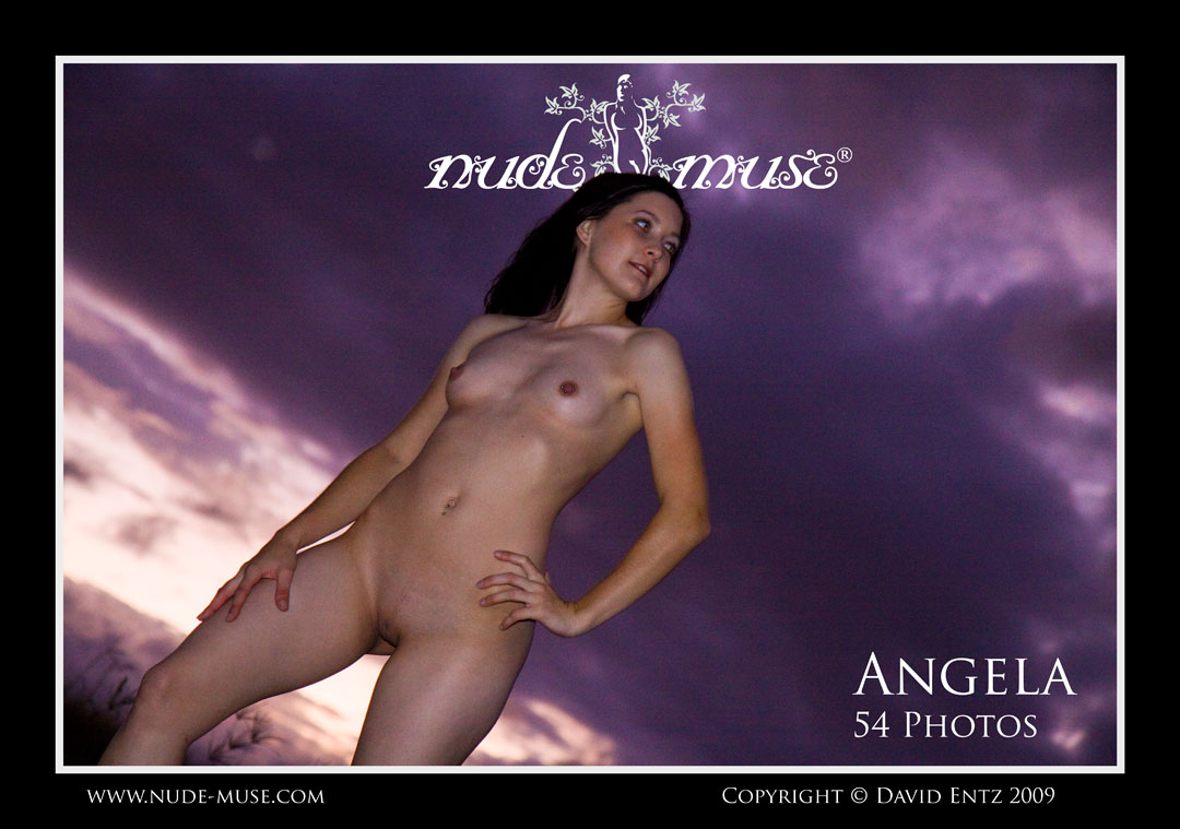 Angela Sun Topless angela sun goes down nude muse magazine nude photography